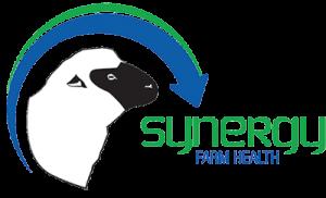 Synergy Farm Health Sheep Logo